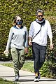 Photo 8 of Jodie Foster & Wife Alexandra Hedison Head Out On a Coffee Run