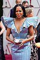 Photo 8 of Regina King Kicks Off Oscars 2021 with Epic Entrance, Explains Masks Protocol at the Event (Video)