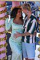 pregnant christina milian opening beignet box cafe matt pokora 16