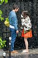 lily collins caught in rain with lucas bravo emily in paris 43