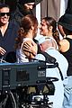 elsa pataky starts filming on interceptor 46