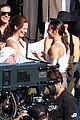 elsa pataky starts filming on interceptor 47