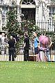 phoebe dynevor filming bridgerton 84