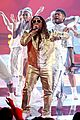 usher medley of hits at iheartradio awards 12