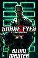 snake eyes character posters 04.