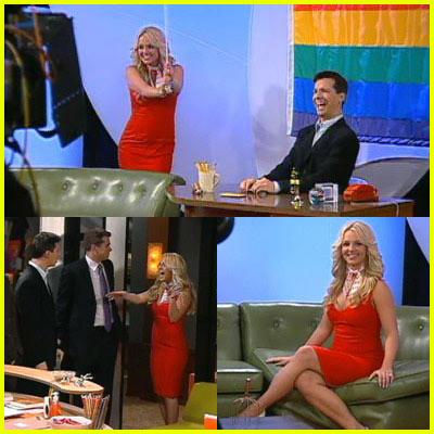 Britney Spears Will & Grace