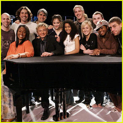 American Idol 5 With Barry Manilow