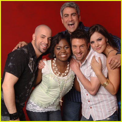 American Idol 5 Top 5