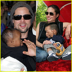 Shiloh Nouvel Jolie Pitt