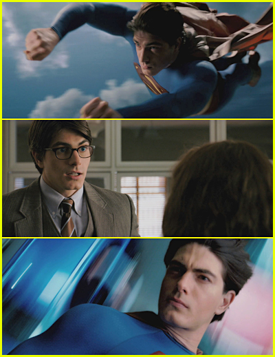 Superman Returns Trailer Caps