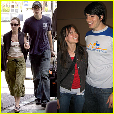 Brandon Routh Girlfriend