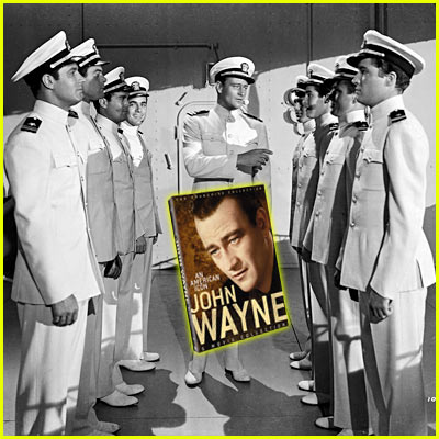 John Wayne DVD Movie Collection Giveaway