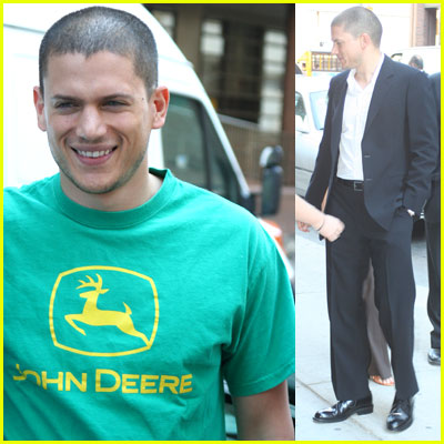 New Wentworth Miller Pictures