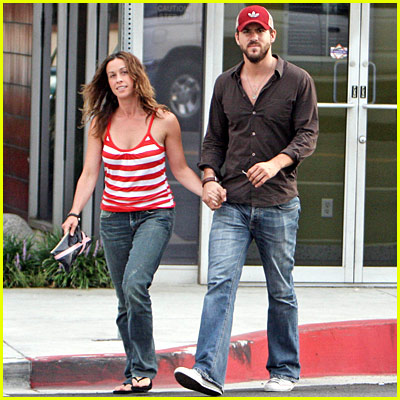 Alanis Morissette & Ryan Reynolds Pictures: Back Together!!