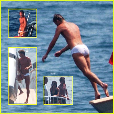 David Beckham: Speedos Sensation