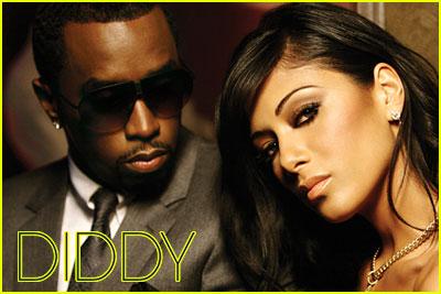 Diddy & Nicole Scherzinger Promo Picture
