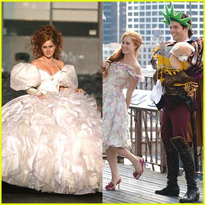 Enchanted Movie: James Marsden, Amy Adams