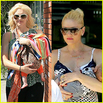 Gwen Stefani: Post Pregnancy Pictures