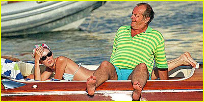Jack Nicholson & Lara Flynn Boyle Together Again
