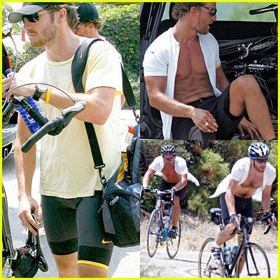 Jake & Matthew Biking Again!