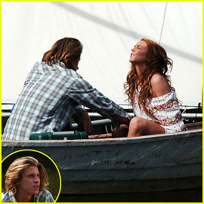 Lindsay Lohan & Harry Morton Pictures