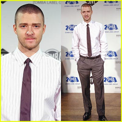 SexyBack Music Video: Justin Timberlake