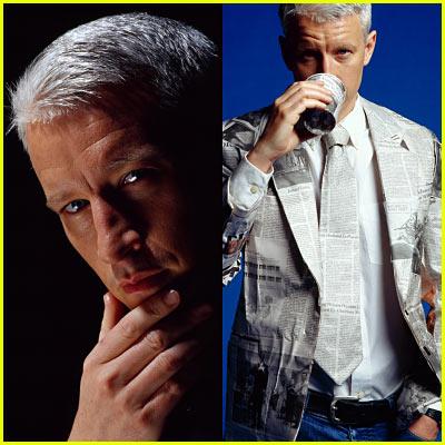 Anderson Cooper IN DANGER