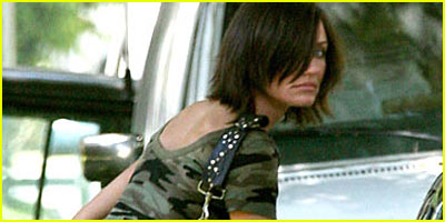 Cameron Diaz Goes Brunette