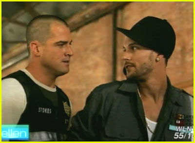 Kevin Federline: CSI Bad Guy