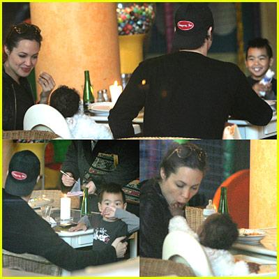 Angelina & Annie Talk Kids