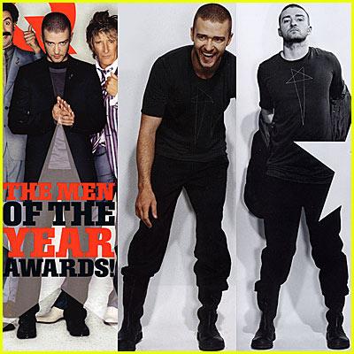 Justin Timberlake: GQ UK