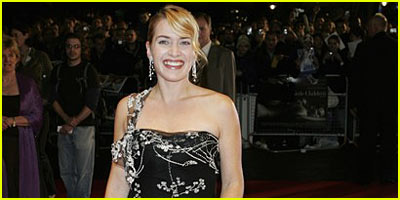 Kate Winslet Goes Glamour