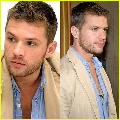 Ryan Phillippe's Dreams Come True