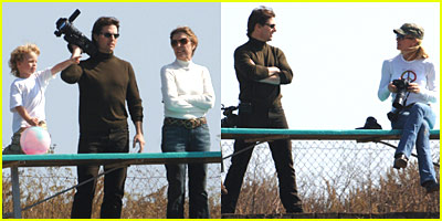 Tom Gabs with the Girls