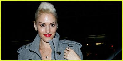 Gwen Stefani: Late in London