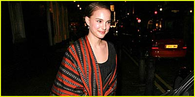 Natalie Portman Wild for West End