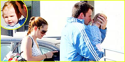 Violet Affleck: Cute As Can Be