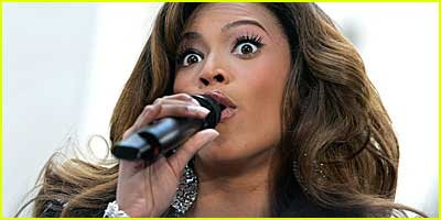 Funny Face Beyonce