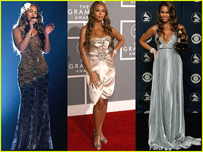 Beyonce @ Grammys 2007
