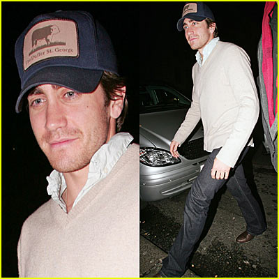 The Duffer of St. Gyllenhaal
