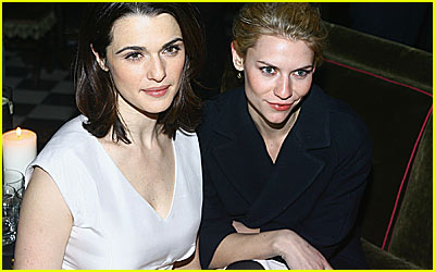 Rachel Weisz Sits at Forefront of Fashion
