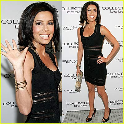 Eva Longoria Chops Her Hair Off