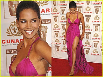 Halle Berry: No Plastic Surgery!