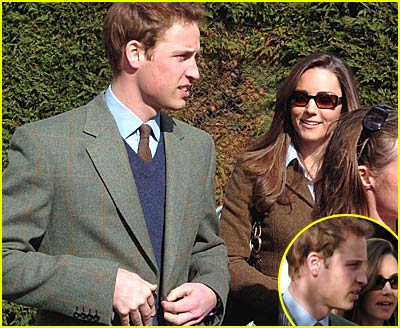 Giddy Up, Prince William!