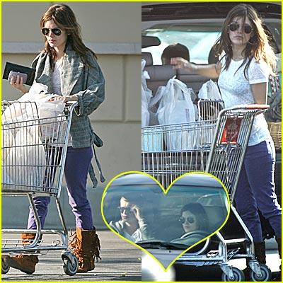 Hayden & Rachel Go Grocery Shopping