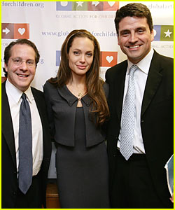 Angelina Jolie @ GAC Launch -- Part II