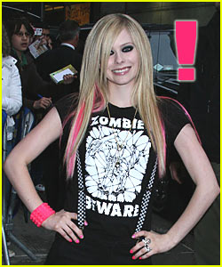 Avril Lavigne, Bring Glam Back!