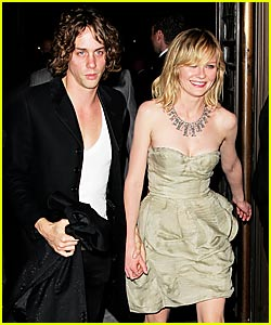 Kirsten Dunst: Here-eee's Johnny!