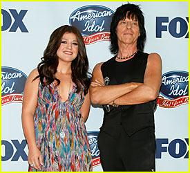 Kely Clarkson & Jeff Beck -