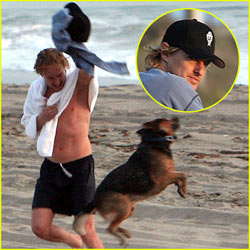 Owen Wilson's Doggie Days